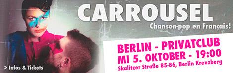 Carrousel - Berlin