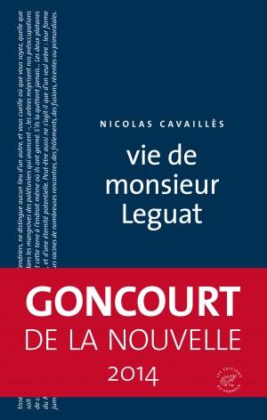 Couverture Vie de Monsieur Leguat