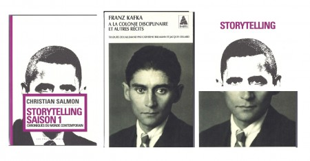 Couvertures Salmon - Kafka