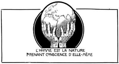 Image Kupka exergue Homme et la terre