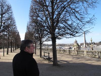 Manfred Flügge à Paris