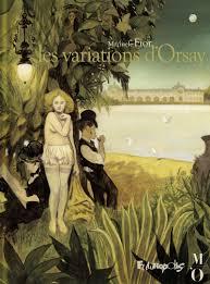 Variation d'Orsay de Manuele Fior