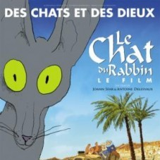 Le Chat du Rabbin : Le film
