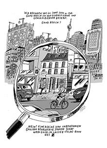 Librairie Zadig par Mawil