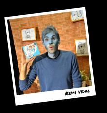 Remi Vidal - Chien bleu